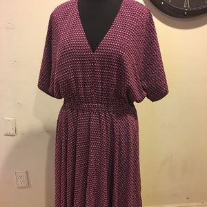 MODCLOTH Lace and Mesh Vintage Dress 2X